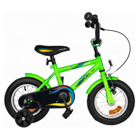 Amulet MINI 12 green - Children's bicycle