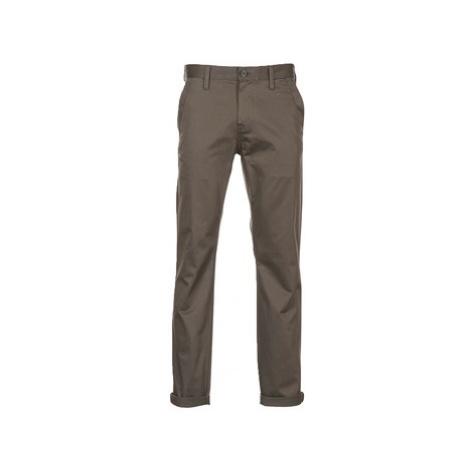 G-Star Raw BRONSON SLIM CHINO men's Trousers in Grey