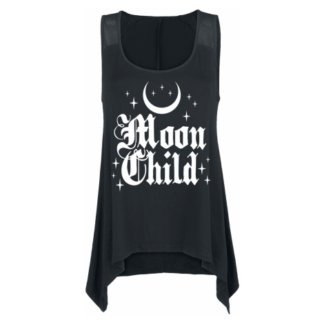 Gothicana by EMP - Point At You - Girls Top - black