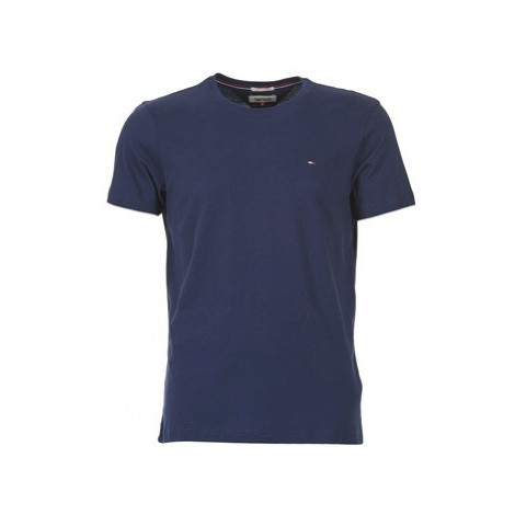Tommy Jeans OFLEKI men's T shirt in Blue Tommy Hilfiger