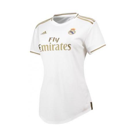 Real Madrid Home Shirt 2019-20 - Womens Adidas