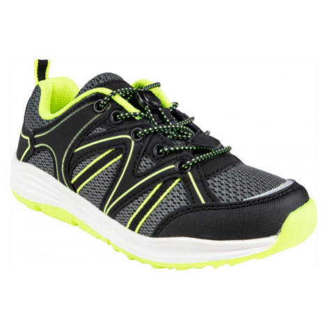 ALPINE PRO HANNO green - Children's sports shoes