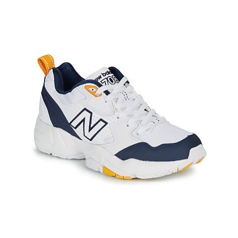 New Balance 708 women's Shoes (Trainers) in White