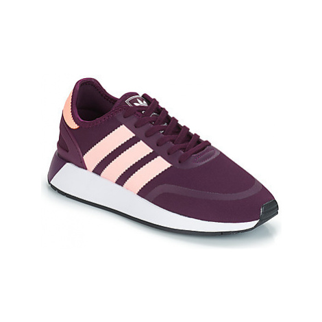 Adidas N-5923 W women's Shoes (Trainers) in Purple