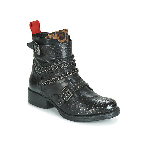 Metamorf'Ose FALICON women's Mid Boots in Black