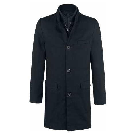Forplay - Single-Breasted Coat - Coat - black