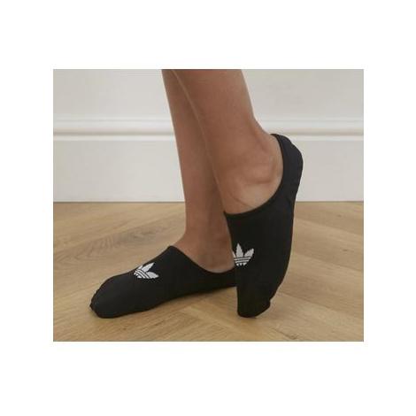 Adidas Low Cut Socks 3 Pack BLACK