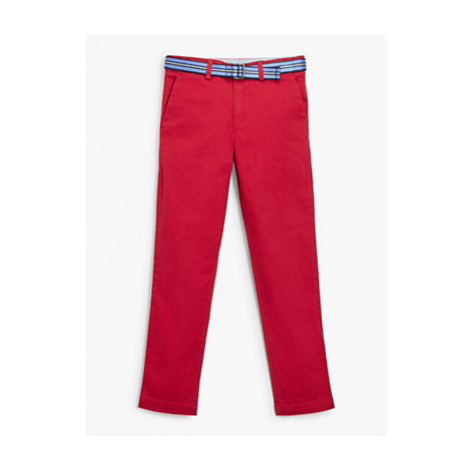 Polo Ralph Lauren Boys' Preppy Trousers, Red