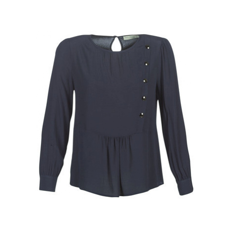 See U Soon 9212829 women's Blouse in Blue