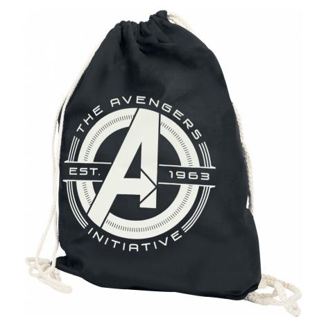 Avengers - Initative - Gym Bag - black