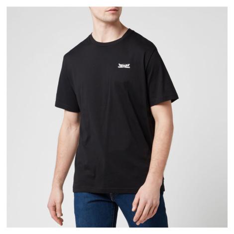 Levi's Men's 2 Horse Logo T-Shirt - Mineral Black Levi´s