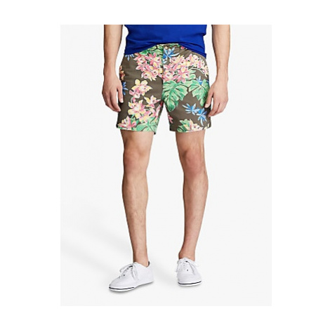 Polo Ralph Lauren Tropical Floral Prepster Shorts, Surplus Tropical