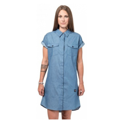 Horsefeathers KARLEE DRESS blue - Women's dress