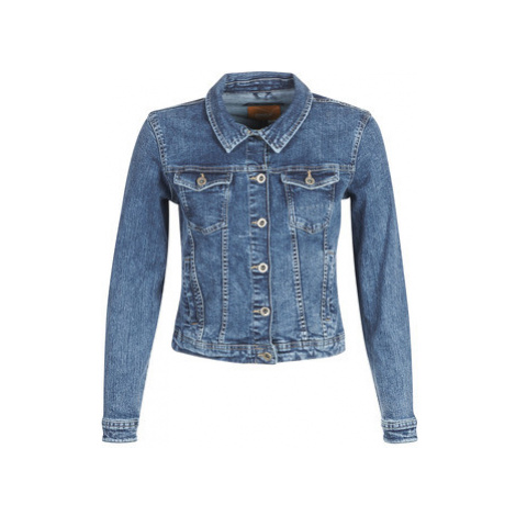 Only ONLTIA women's Denim jacket in Blue