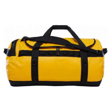 The North Face BASE CAMP DUFFEL yellow - Sports bag