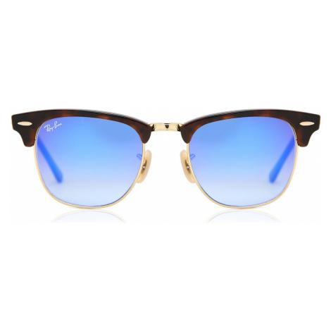 Ray-Ban Sunglasses RB3016 Clubmaster Flash Lenses Gradient 990/7Q