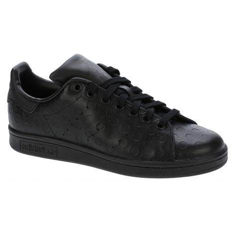 shoes adidas Originals Stan Smith - Core Black/Core Black/Utility Black