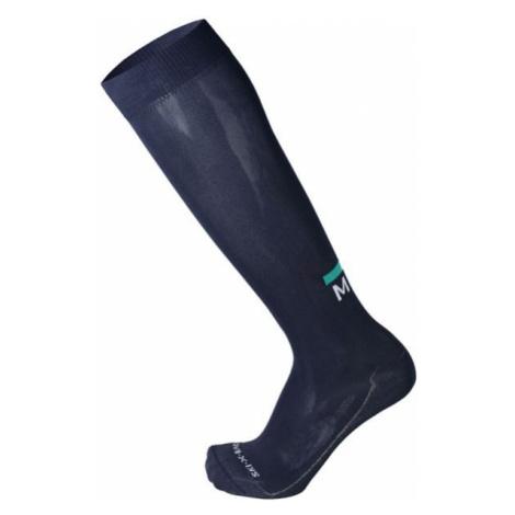 Mico EXTRALIGHT WEIGHT X-RACE SKI SOCKS dark blue - Racing ski socks