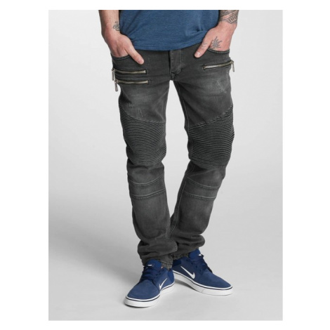 Bangastic / Straight Fit Jeans Piet in grey