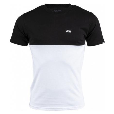 Vans EU M COLORBLOCK TEE white - Men's T-shirt
