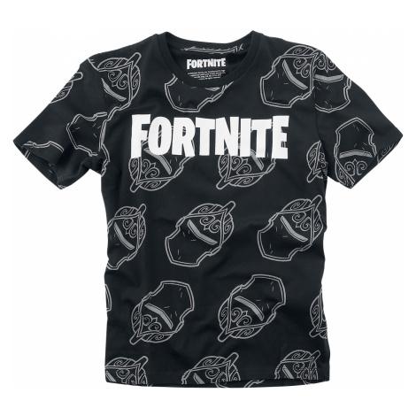 Fortnite - Black Knight - Kids shirt - black