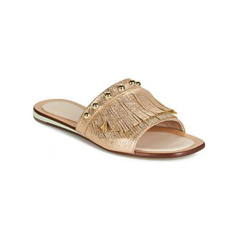 Tosca Blu BIBI women's Mules / Casual Shoes in Gold