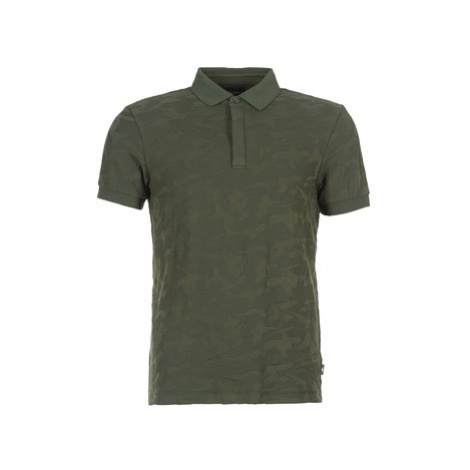 Emporio Armani BEWA men's Polo shirt in Kaki