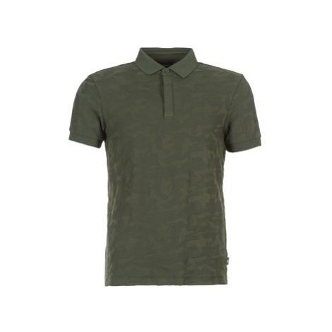 Emporio Armani BEWA men's Polo shirt in Kaki