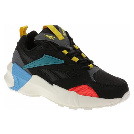 shoes Reebok Classic Aztrek Double Mix Pops - Black/Alloy/Teal Gem - women´s