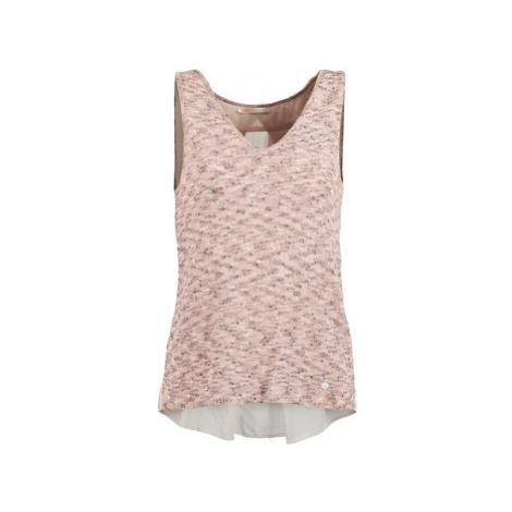 Les Petites Bombes NODOLA women's Vest top in Pink