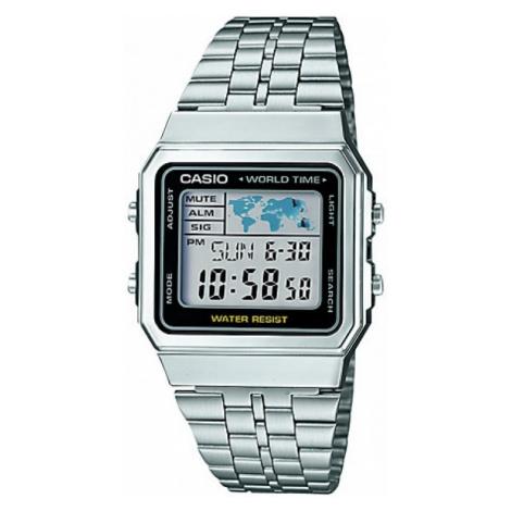 Unisex Casio Classic Alarm Chronograph Watch A500WEA-1EF