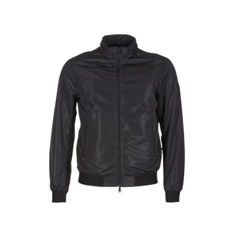 Armani jeans LIMOKASO men's Jacket in Black