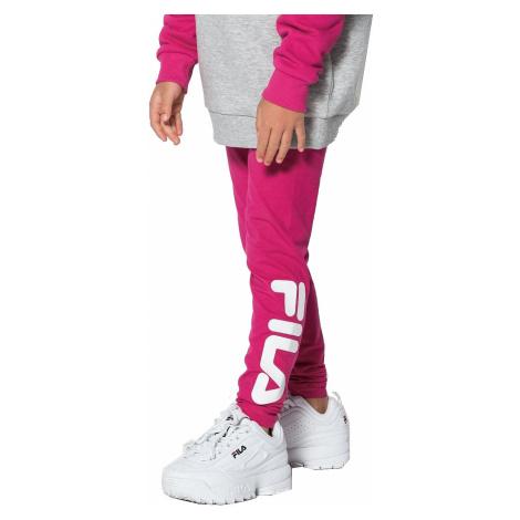 leggings Fila Flex - Pink Yarrow - girl´s