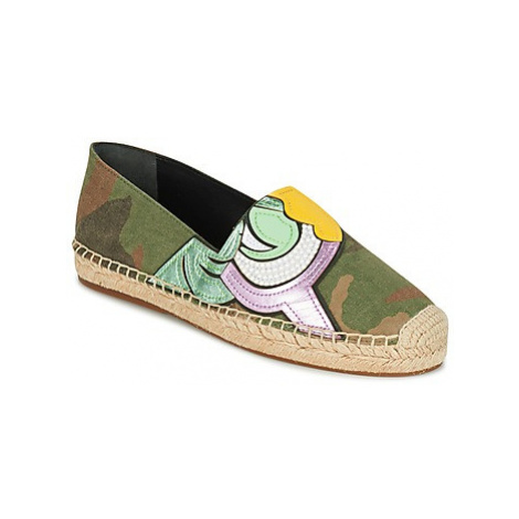 Marc Jacobs SIENNA women's Espadrilles / Casual Shoes in Kaki