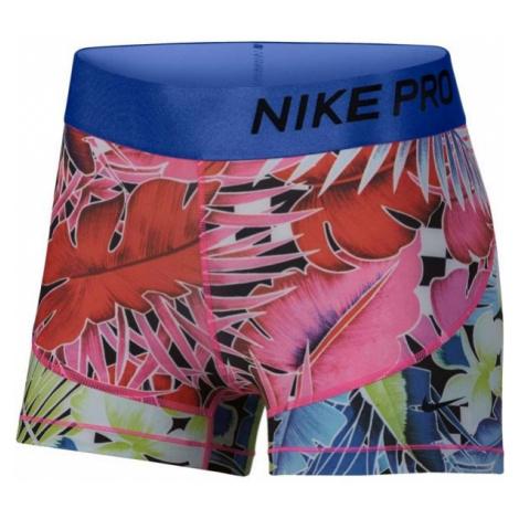 Nike NP HYP FM SHORT 3IN pink - Women's shorts