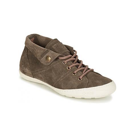 PLDM by Palladium GAETANE SUEDE women's Shoes (High-top Trainers) in Brown