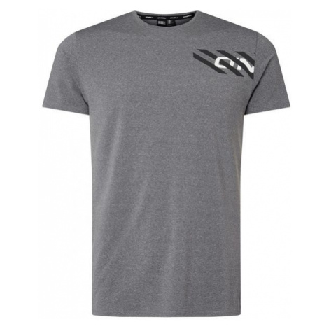 O'Neill HM TRACERED HYBRID T-SHIRT grey - Men's t-shirt