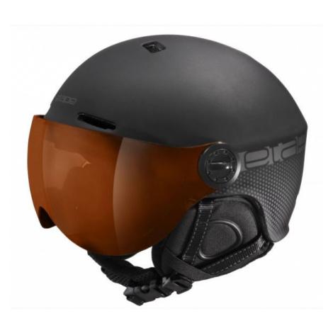 Etape PHOENIX PRO black - Unisex ski helmet with a visor