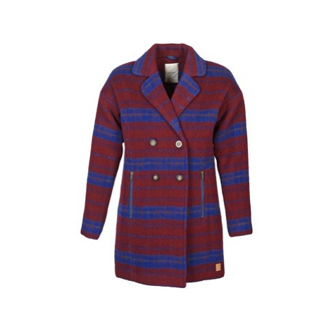 Nümph LUCY women's Coat in Red