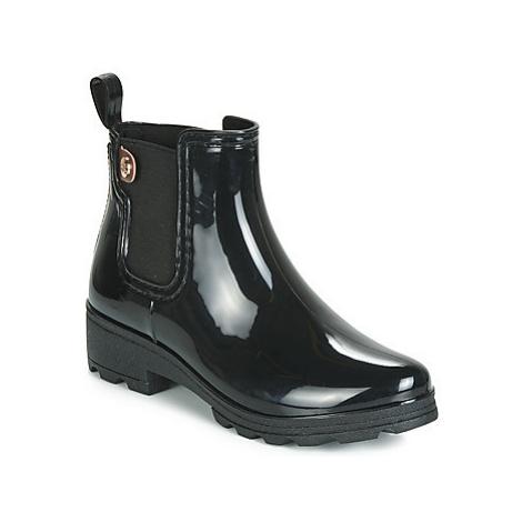 Gioseppo 40840 women's Wellington Boots in Black