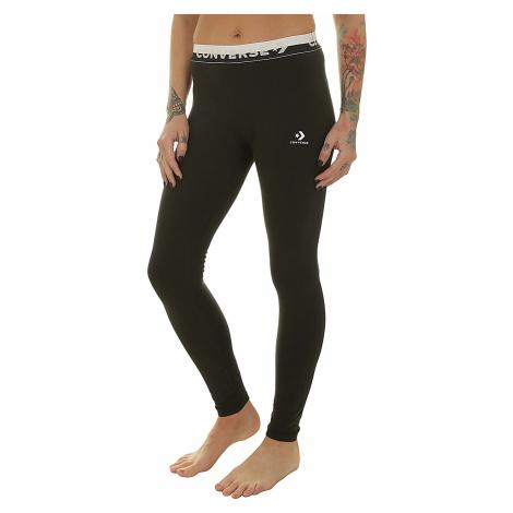 leggings Converse Wordmark/10008440 - A01/Converse Black - women´s