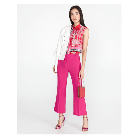 Versace Jeans Blouse Red