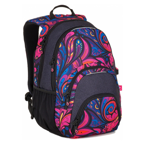 backpack Topgal SIAN 18031 - G/Pink