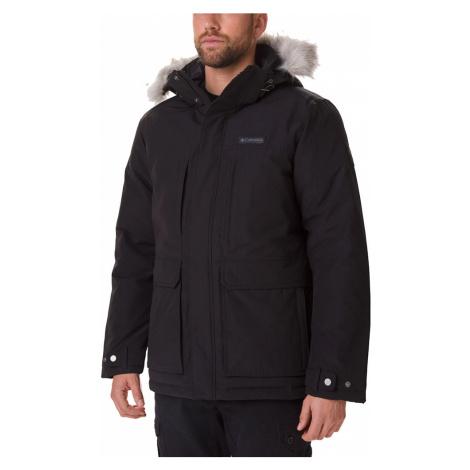 Columbia Mens Marquam Peak Insulated Jacket-Black-2XL