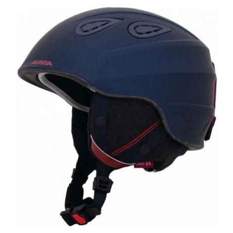Alpina Sports GRAP 2.0 LE blue - Unisex ski helmet