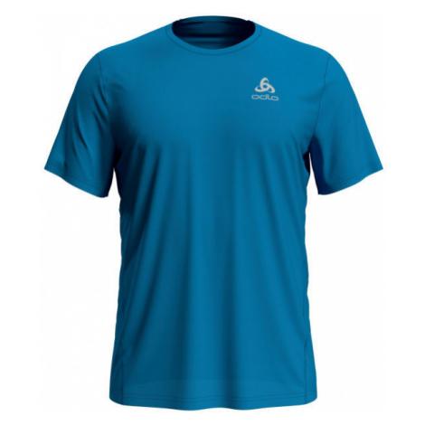 Odlo T-SHIRT S/S CREW NECK ELEMENT LIGHT blue - Men's T-shirt