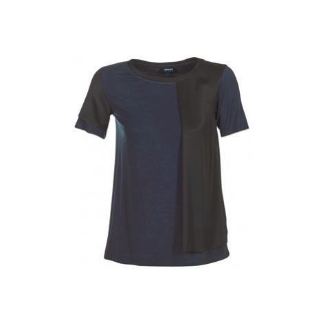 Armani jeans DRANIZ women's T shirt in Blue