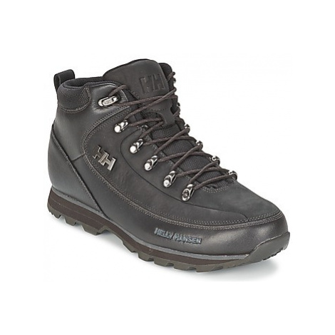 Helly Hansen THE FORESTER men's Mid Boots in Black