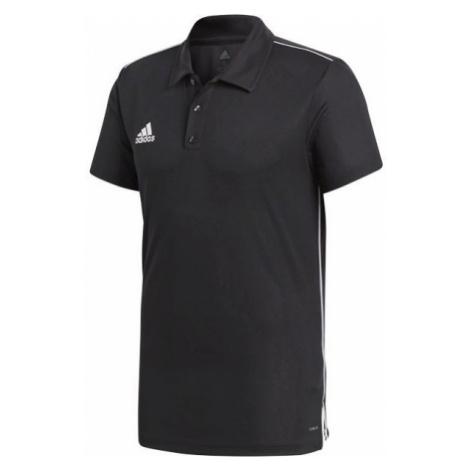 adidas CORE18 POLO black - Polo shirt