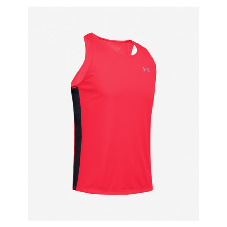 Under Armour Speed Stride Top Red